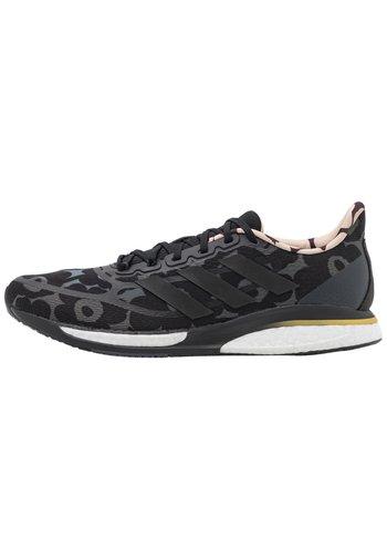 SUPERNOVA X MARIMEKKO - Neutral running shoes - grey six/core black/gold metallic