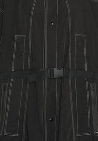 N°21 - Zimní kabát - black - 2