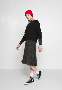 Monki - HELIE DRESS - Kjole - black - 1