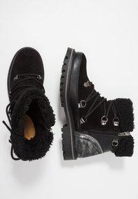 Les Tropéziennes par M Belarbi - MELISSA - Winter boots - noir - 3