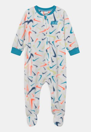 PARADE FOOTED COVERALL UNISEX - Grenouillère - white