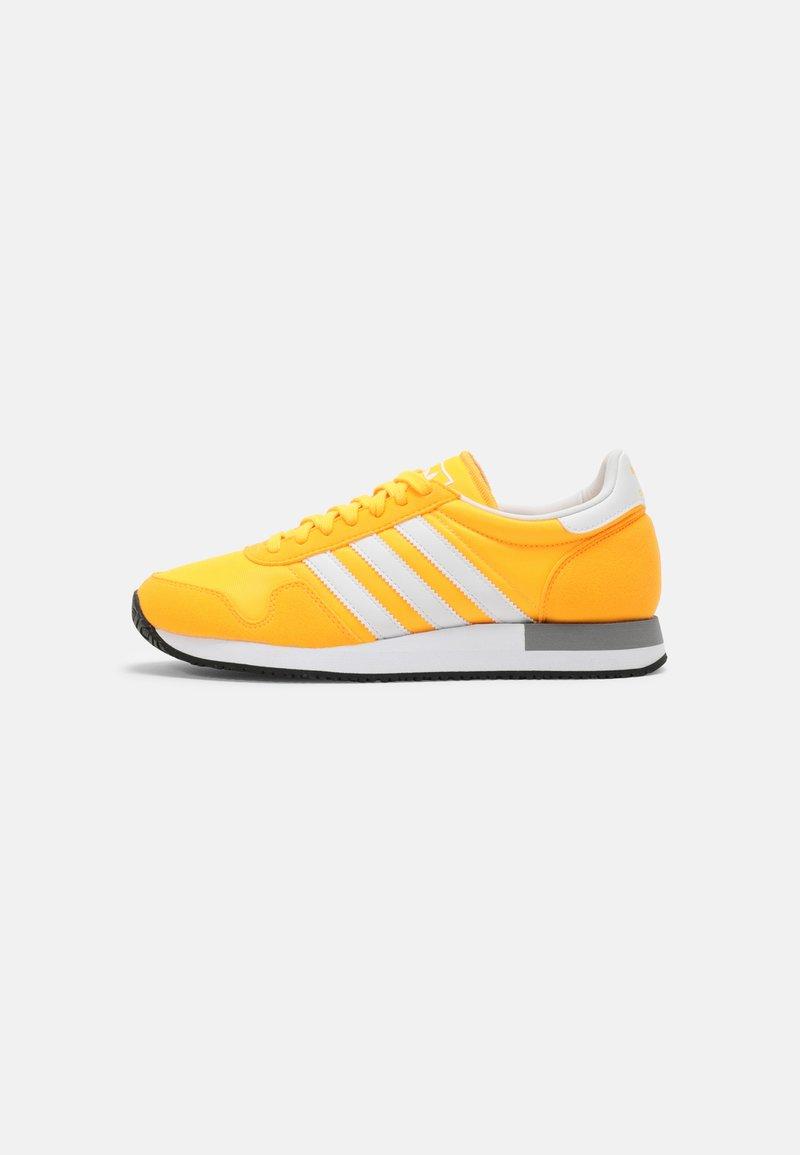 adidas Originals - USA 84 CLASSIC - Trainers - solar gold/white/grey three