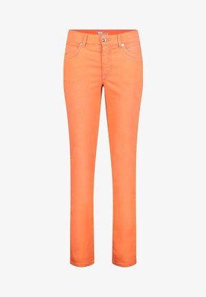 JEANS DAMEN HOSE NEW MELANIE ORANGETÖNE - Slim fit jeans - orange