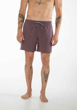 DAVEY  - Zwemshorts - marron fabric