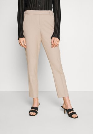 GERRY TWIGGY PANT - Stoffhose - light taupe