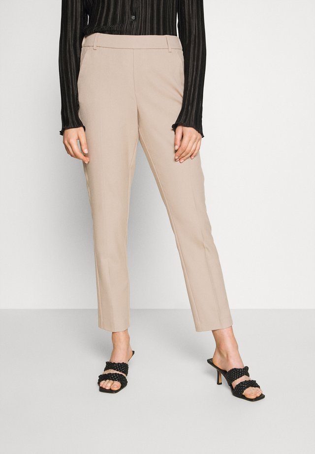 GERRY TWIGGY PANT - Pantalon classique - light taupe