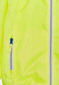 Playshoes - FALTBAR - Waterproof jacket - neongelb - 2