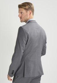 Bugatti - FLEXCITY-STRETCH SLIM FIT - Suit - grau - 2