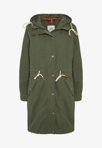 Q/S designed by - MANTEL - Parka - olive - 4