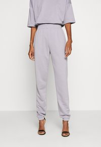 Missguided Tall - EXCLUSIVE SET - Tracksuit - lilac gray - 5