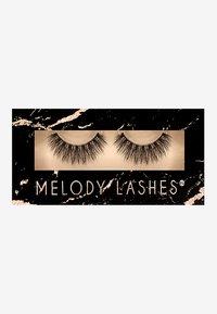 Melody Lashes - XOXO - Ciglia finte - black - 0