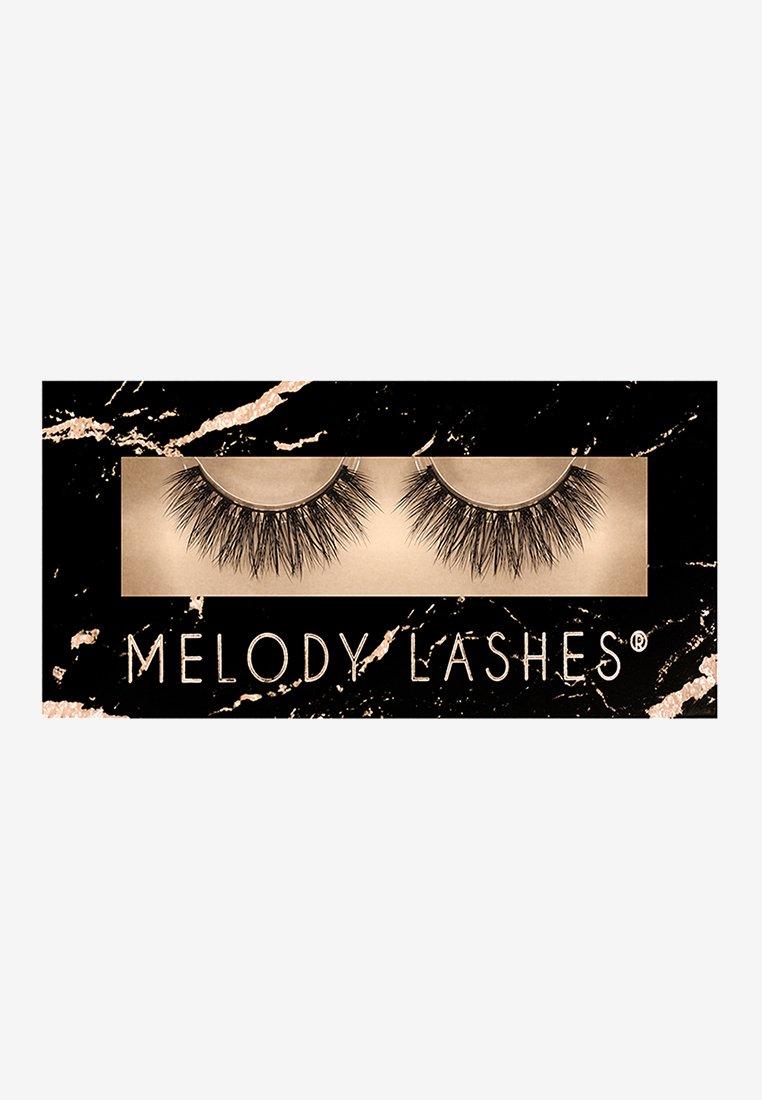 Melody Lashes - XOXO - Ciglia finte - black