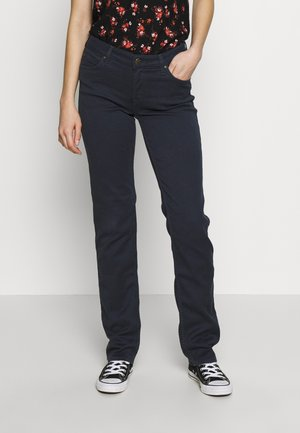 MARION STRAIGHT - Trousers - dark marine