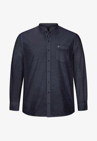 Jan Vanderstorm - KALLU - Shirt - dark blue - 0