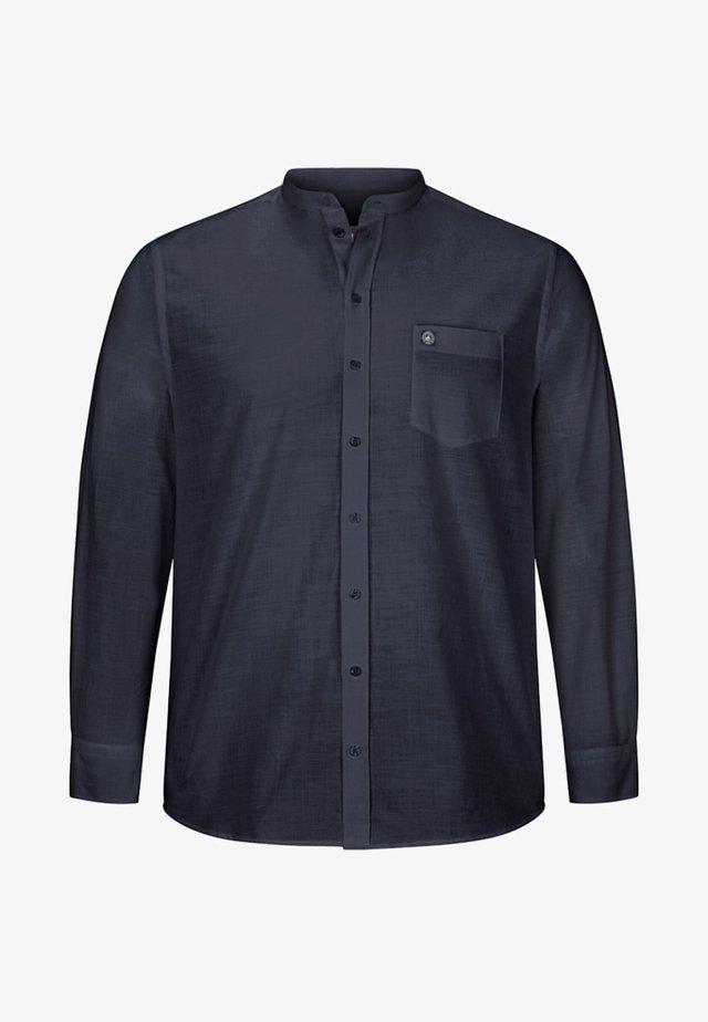 KALLU - Formal shirt - dark blue