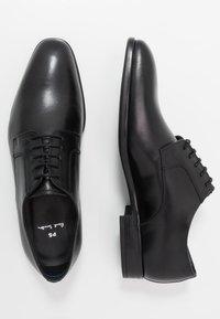 PS Paul Smith - DANIEL - Smart lace-ups - black - 1