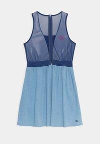 BIDI BADU - ANKEA TECH DRESS - Sportklänning - blue denim/dark blue - 2