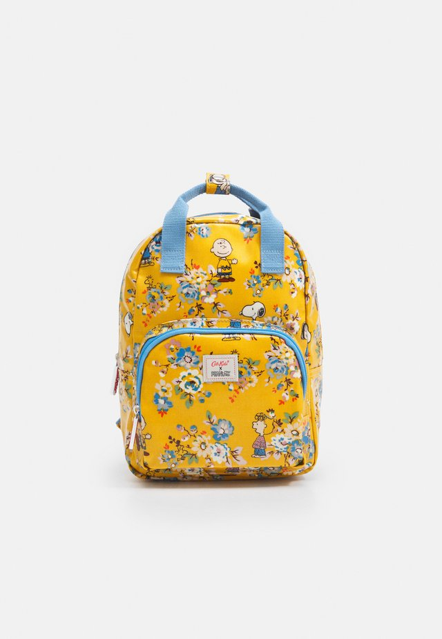 KIDS MEDIUM BACKPACK UNISEX - Sac à dos - mustard