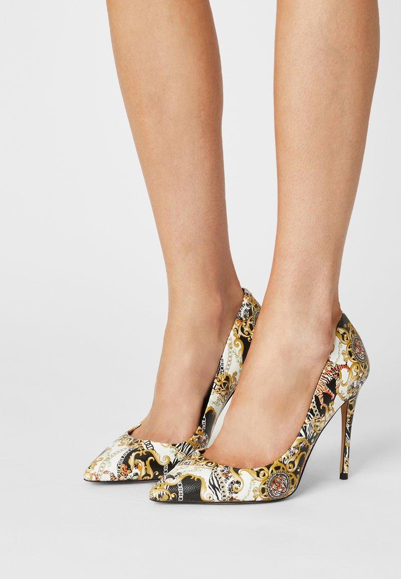 ALDO - STESSY - High heels - black multi