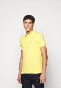 Polo Ralph Lauren - BASIC - Polo - yellow - 0