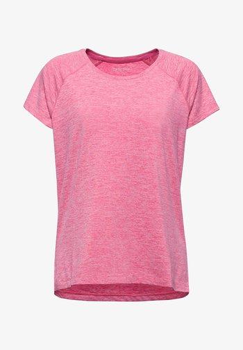 MIT E-DRY - Sports shirt - pink fuchsia