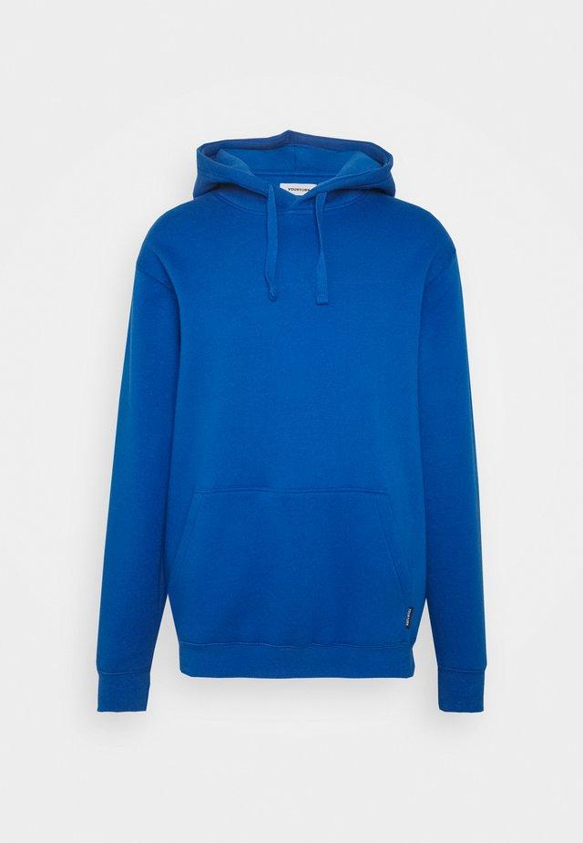 UNISEX - Sweat à capuche - blue