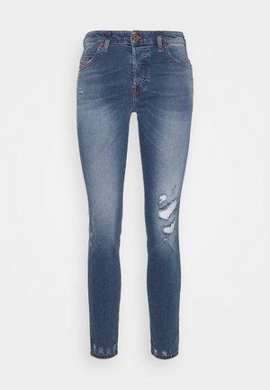 BABHILA   - Jeans Slim Fit - blue denim