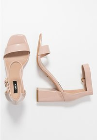 ONLY SHOES - ONLALYX - Sandaletter - nude - 3