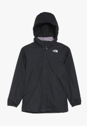 ELIANA 2-IN-1 - Hardshellová bunda - asphalt grey