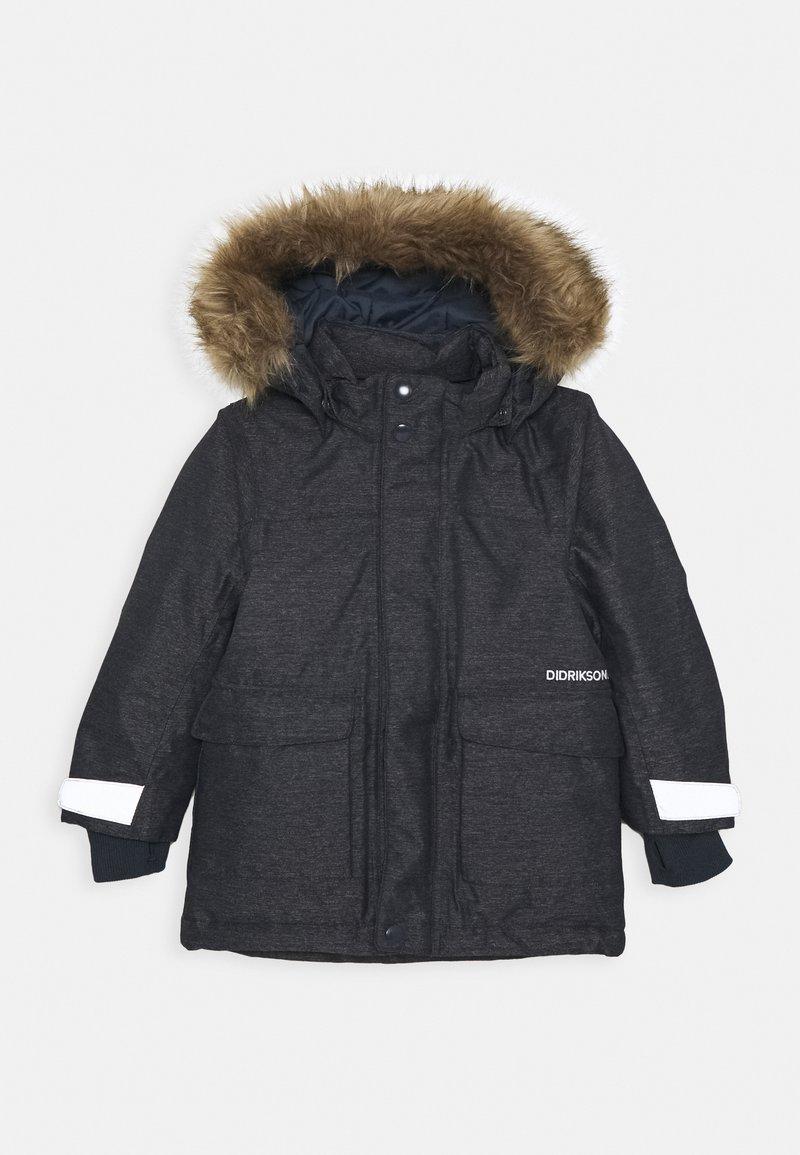 Didriksons - KURE - Hardshell jacket - dark denim blue