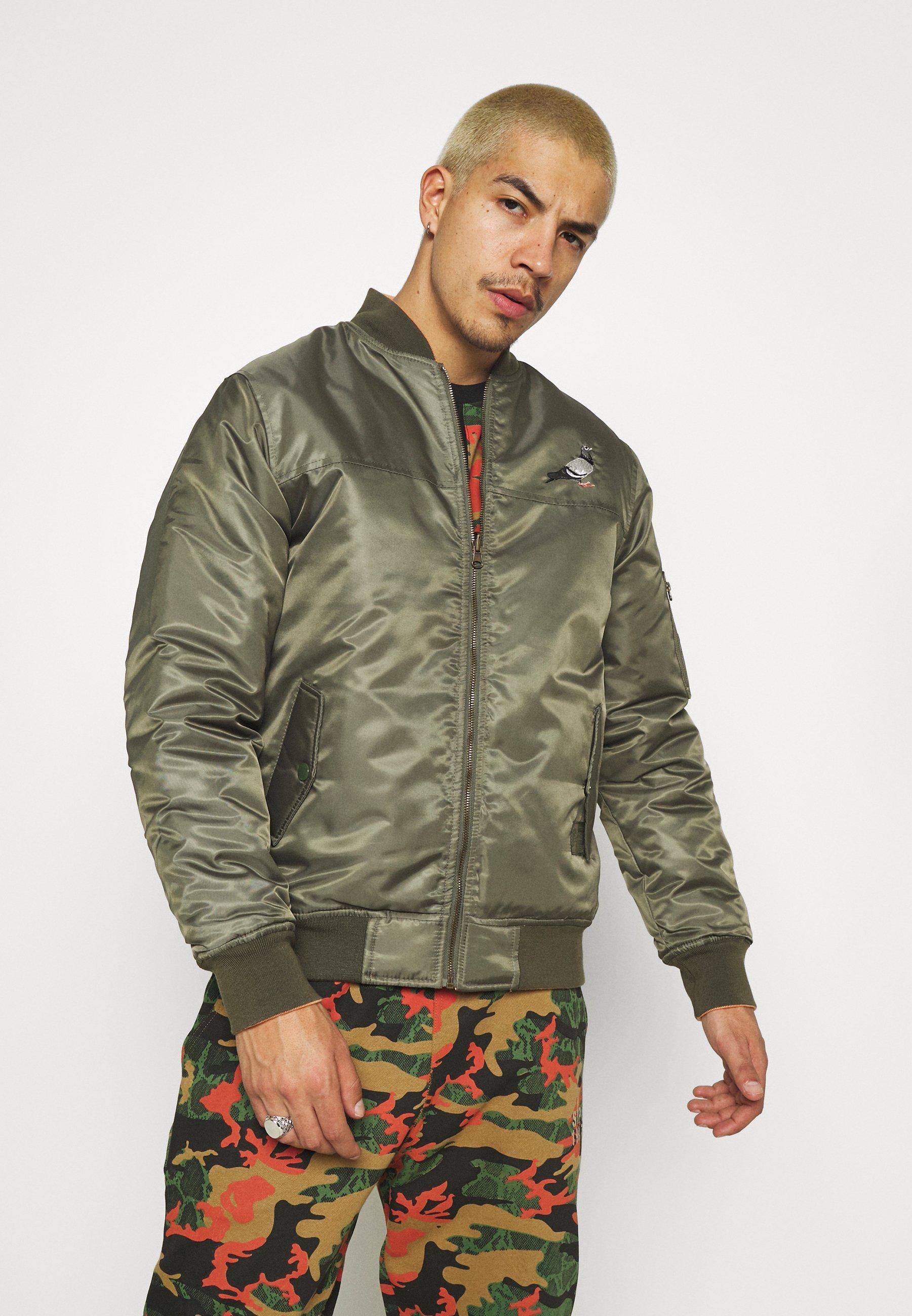 Men REVERSIBLE UNSIEX - Bomber Jacket