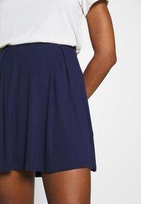 Even&Odd - A-snit nederdel/ A-formede nederdele - evening blue - 4