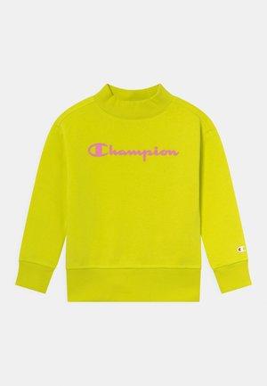 AMERICAN CLASSICS UNISEX - Felpa - neon yellow