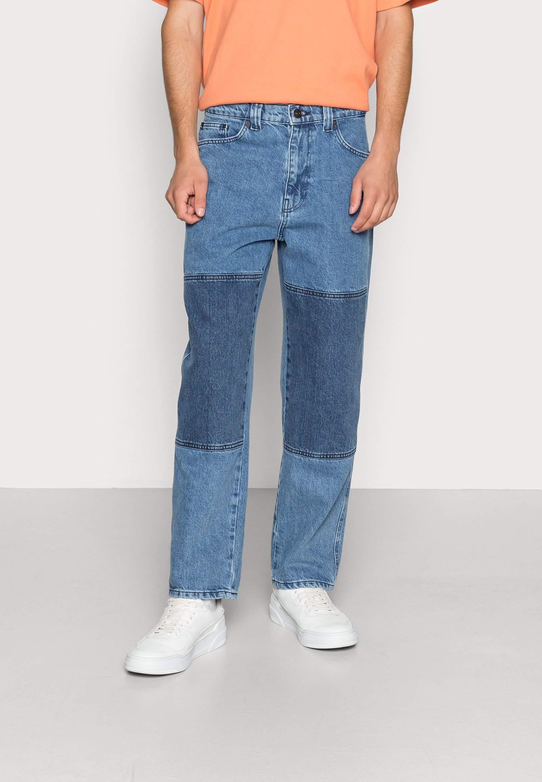 Uomo PANEL LOUIS - Jeans baggy