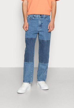 PANEL LOUIS - Jeans relaxed fit - blue