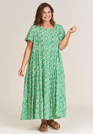 KAROLINE - Maxi-jurk - green