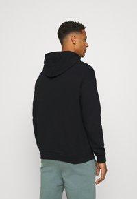 YOURTURN - 2 PACK UNISEX - Hoodie - black/mint - 2
