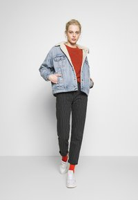 ONLY - ONLKANDICE - Jumper - picante - 1