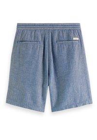 Scotch & Soda - FAVE BEACH  - Shorts - seaside blue melange - 8