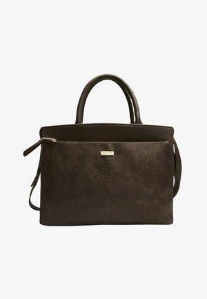 BEVERLY - Håndveske - brown with pattern