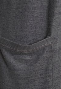 Abercrombie & Fitch - COZY DUSTER - Cardigan - black - 6