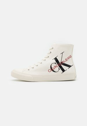 IANUS - High-top trainers - bright white