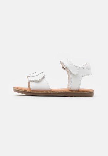 DYASTAR - Sandalias - blanc
