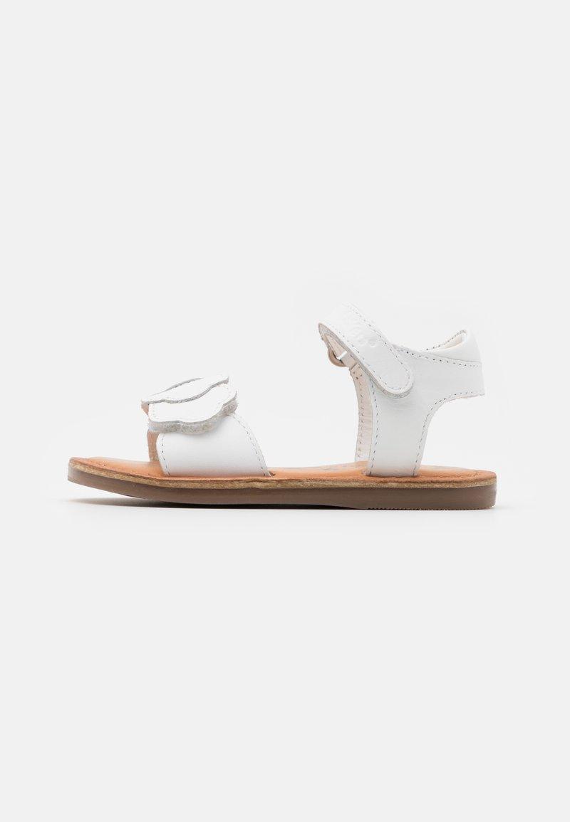 Kickers - DYASTAR - Sandals - blanc