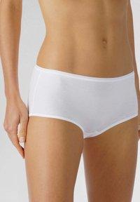 mey - UNTERHOSE SERIE ORGANIC - Pants - white - 0