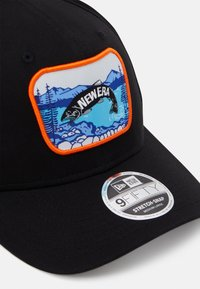 New Era - OUTDOORS 9FIFTY STRETCH SNAP UNISEX - Kšiltovka - black - 3
