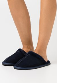 Superdry - SLIPPER MULE - Slippers - rich navy - 0