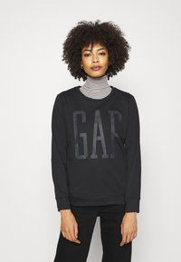 GAP - Sweatshirt - true black - 0