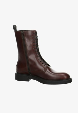 ALEX  - Lace-up ankle boots - braun