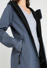 Ilse Jacobsen - FUNCTIONAL RAINCOAT - Parka - blue grayness - 4